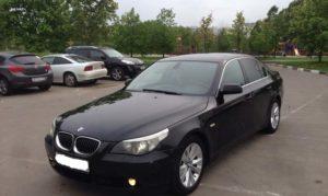 BMW 5er V (E60/E61)