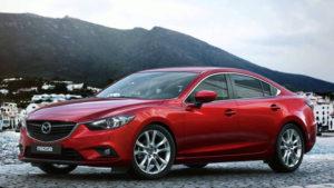 Займ под залог любой модели Mazda (Мазда) в Минске