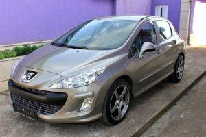 Займ под залог Peugeot в Минске