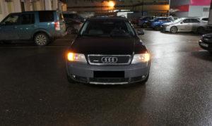 Audi A6 allroad С5