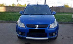 Suzuki SX4 I (Classic)